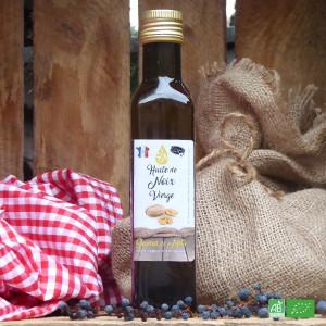 Huile de noix bio vierge - Fabrication française Maison Saveur de Mets
