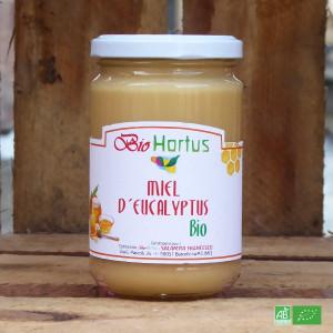 Miel d'Eucalyptus bio - Fabrication artisanale italienne - Maison Salamita