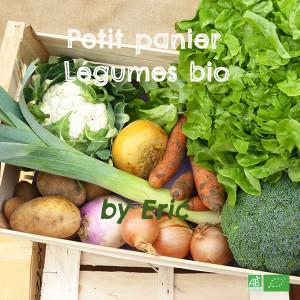 Petit Panier Légumes bio / Produits ultra frais en Circuit Court Fermes locales d'Alsace & Moselle