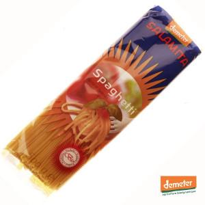 Spaghetti bio Demeter, fabrication artisanale de la coopérative italienne Salamita