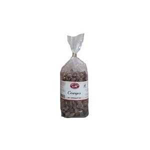 Graines de courge au caramel bio confectionnées par la Ferme Bel Air à Landroff, partenaire de MaFermeBio Alsace Moselle