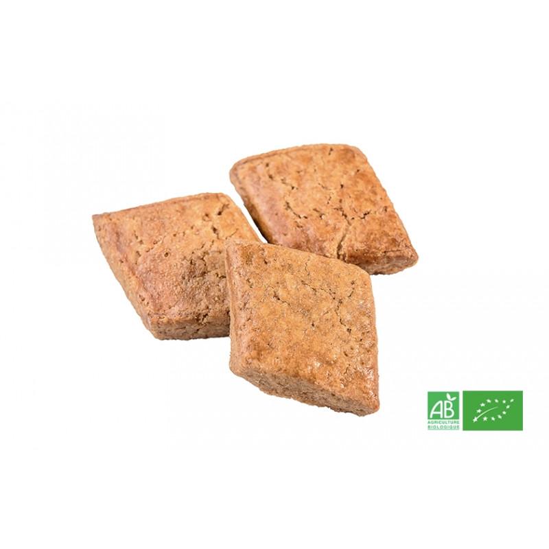 Biscuit sablé bio à la cannelle (schwowe bredele) biscuiterie ARTZENCO, livraison GRATUITE en ALSACE MOSELLE