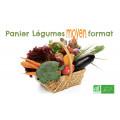 Panier Légumes Bio moyen format n°2