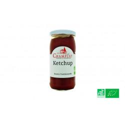 Sauce ketchup bio, de la Réserve de Champlat en Alsace Lorraine