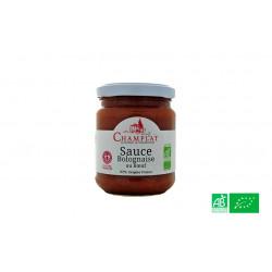 Sauce bolognaise au boeuf de la Réserve de Champlat, en Alsace Lorraine
