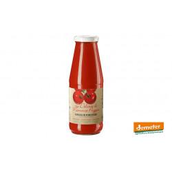 Coulis de tomates Demeter de la maison Terre Di San Georgio
