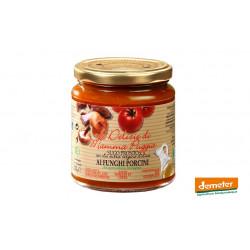 Sauce tomate Demeter aux cèpes de la maison Terre Di San Georgio